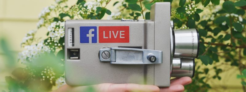 Facebook Live: What it is, and Why Your Business Should Use it [Infographic]